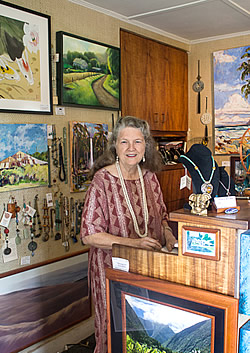 Maria Brick, Owner, The Gallery of Great Things